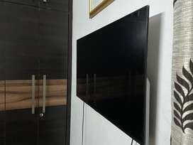 leeco super x43 pro 4K Smart Led TV