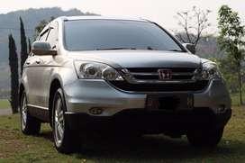 Honda CRV 2.4 2010 Good condition silver