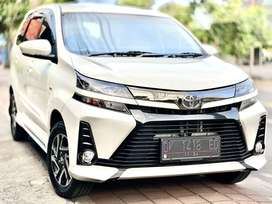 Dp 38jt Toyota VELOZ 1.5cc 2019 putih asli bali low km