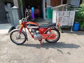CB 100 Original tahun 1971