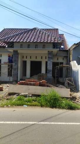Rumah Baru di Banjarejo Kota Madiun