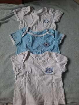 Kaos atasan bayi umur 0 - 6