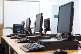 Computer ,pc and server on rent(किराये से ) 449 nrs per month per pc