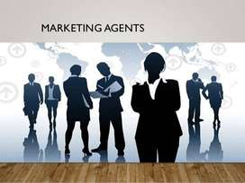 Real Estate Marketing Agents Required