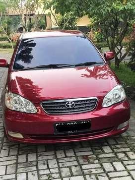 Toyota Altis G 2004 VVTI Manual ( Siap Bantu Kredit )