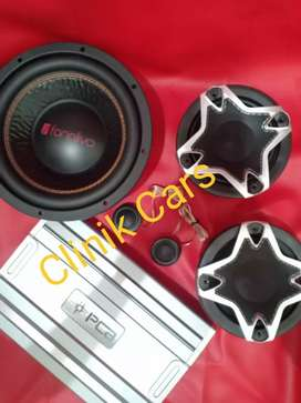Audio mobil ( subwoofer fonalivo, cubig wolf, power PCA ) ^_^