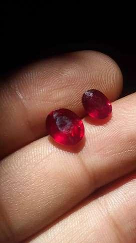 Natural mirah ruby
