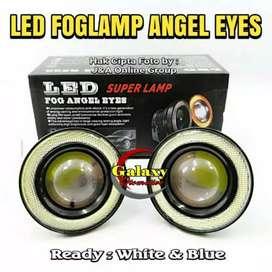 lampu foglamp eagle eyes bisa untuk semua mobil/universall