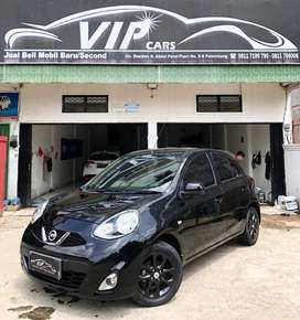 ( DP 29jt ) Nissan March 2015 Automatic, Km50rb, Vipcars