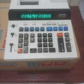 Calculator casio DR 8620 Made in japan
