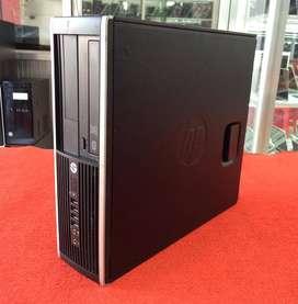 Used HP Core I5 2nd gen Desktop Cpu Ram 8gb Hdd 500gb One Month warnty