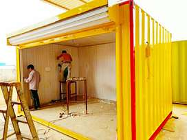 Prefab shop new used only fifteen days only