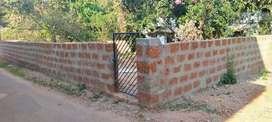 Kottara 6 Cents Muda Approved property for sale with compound wall