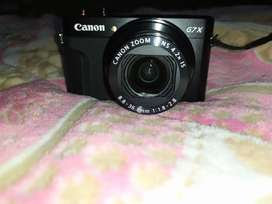 Canon G7X Mark 2 Camera
