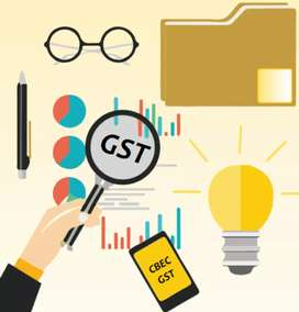 Want your gst returns to be filed from professional hands