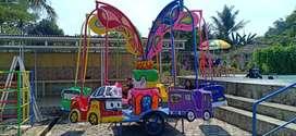 OKT Wahana Odong odong komedi putar safari kereta wisata
