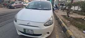 Mitsubishi Mirage 1.0G Top of the line variant
