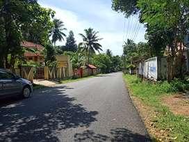 32 cents main rd frontage land near Poovar and Vizhinjam at Thirupuram