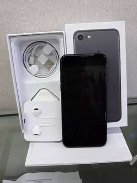Iphone 7 32gb Black bisa all GSM indo