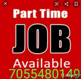 Part time firm filling job at home