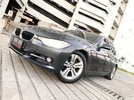 (Tdp33jt) BMW 320i Sport F30 2014