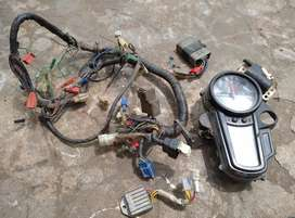 Apache 180 spare parts for sale wire kit, meter, coil, current coil