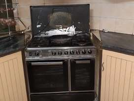 National cooking range for sale