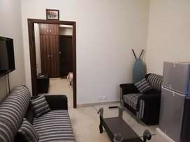 1 Bed Fully Furnished Apartment Available For rent