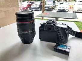 Canon 80D fullsetw