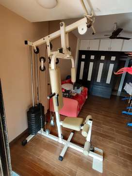 Proline Home Semi Gym