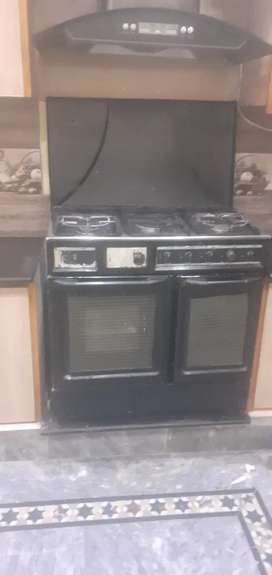 Baked and stove
