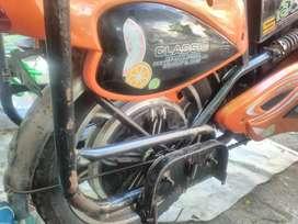 Mo jual sepeda listrik