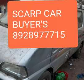 BUYER'S of SCRAP cars old cars