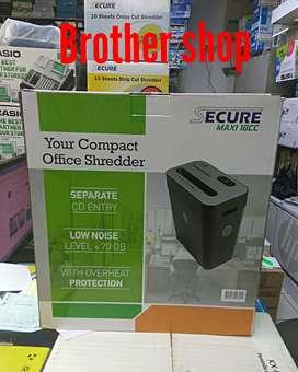Mesin penghancur kertas/paper shredder Secure Maxi 18CC