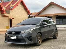 Istimewa Toyota Yaris E Full Variasi 2015 Manual top banget bos