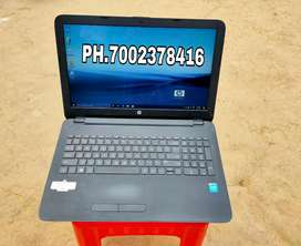 Good Condition Hp Laptop.4Gb Ram 500Gb HDD 4 Hours Battery Backup.