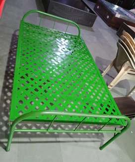 Double Bed or Metal Cot Brand New Heavy Duty