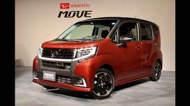 Daihatsu Move 2020 on Monthly Installments