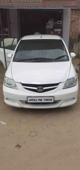 Very nice car also service done resantely white colour car
