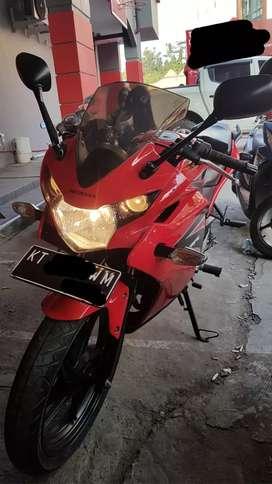 Honda CBR 150 CBU Km 12rb Orisinil