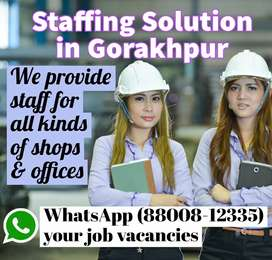 Contact for all kinds of staff