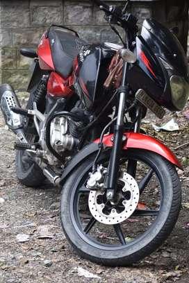 Bajaj pulsar 150 cc.             No. Plate UK o3a6654