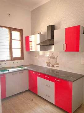 Ready to move 1bhk flat on kharar landran Road mohali