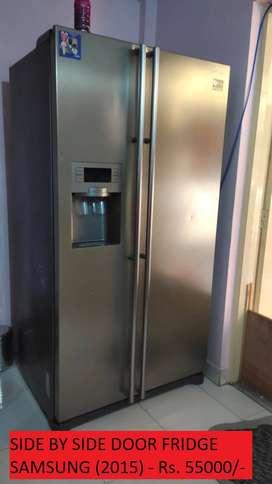 Samsung Side By Side door Refrigerator