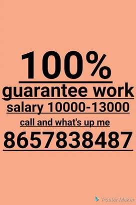 Best earning weekly 13000