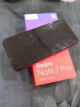 Redmi note 7 pro 4/64