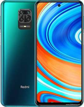 Mi note 9 pro max model is available in sealed pack condition with bil