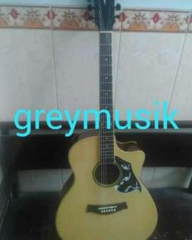 Gitar greymusik seri ,184