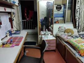 Required 1 female roommate for 2BHK flat.