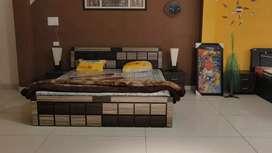 0 EMI from bajaj finance king size double bed